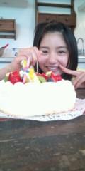 川島海荷 公式ブログ/HAPPY 画像1