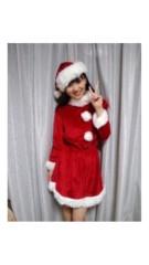長島実咲 公式ブログ/クリスマスコス 画像1
