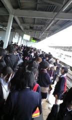 長島実咲 公式ブログ/ショックで撃沈 画像1