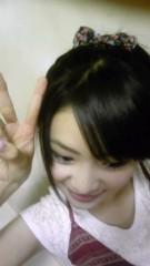 長島実咲 公式ブログ/ポニーテール 画像2
