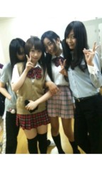 長島実咲 公式ブログ/不気味な写真。 画像1