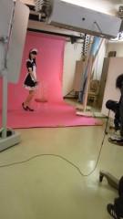 長島実咲 公式ブログ/おっ!!撮影風景 画像1