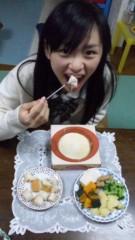 長島実咲 公式ブログ/1人フォンデュ 画像1