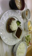 長島実咲 公式ブログ/寮の、夕ご飯 画像1