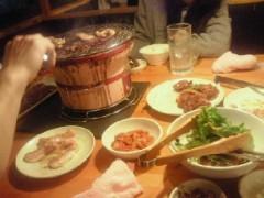 金籐清花  公式ブログ/焼き肉なう 画像1