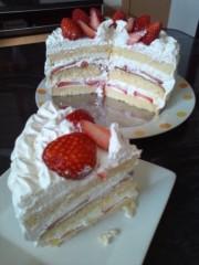 木戸美歩 公式ブログ/ケーキ 画像2