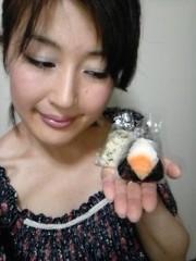 木戸美歩 公式ブログ/ミニチュアおむすび 画像1