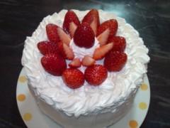 木戸美歩 公式ブログ/ケーキ 画像1