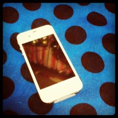 SATOMi 公式ブログ/iPhone4白☆ 画像1