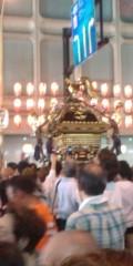 鯉沼寿慈 公式ブログ/祭を見ながら 画像1
