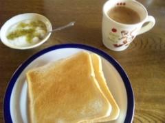 優希 公式ブログ/朝ご飯は…? 画像1