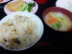 優希 公式ブログ/お袋さんの味 画像1