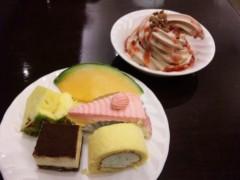 優希 公式ブログ/豪華なビュッフェじゃ…(゜∇゜) 画像1