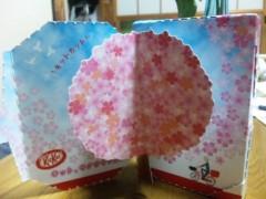 優希 公式ブログ/春を告げる… 画像1