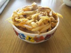 優希 公式ブログ/今日のお昼ご飯 画像1