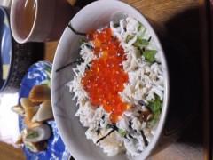 優希 公式ブログ/昨日のお夕飯 画像1