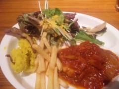 優希 公式ブログ/昨日のディナー(笑) 画像3