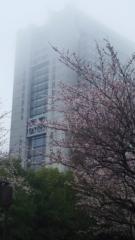 優希 公式ブログ/霧につつまれた…?? 画像1