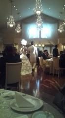 中村蒼 公式ブログ/結婚式 画像1