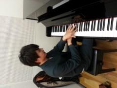 中村蒼 公式ブログ/ピアノ 画像1