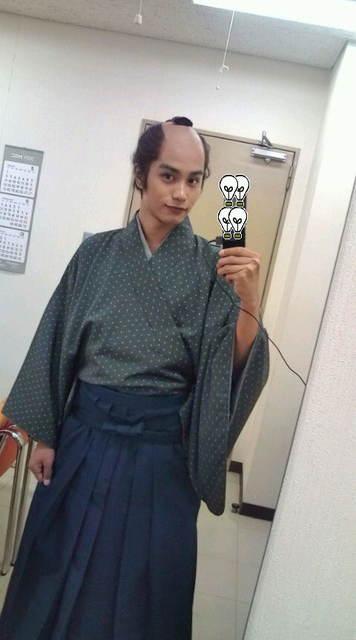 中村蒼オトコマエ