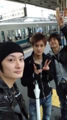 中村龍介 公式ブログ/THE 旅立ちの時…o(^-^)o 画像1