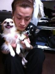 中村龍介 公式ブログ/THE 撮影中o(^-^)o 画像3