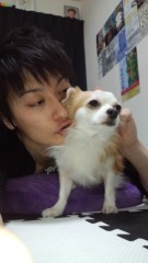 中村龍介 公式ブログ/THE 練習終了→告知→髪o(^-^)o 画像2