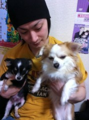 中村龍介 公式ブログ/THE 新入り→撮影o(^-^)o 画像2