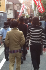 中村龍介 公式ブログ/【大江戸鍋鍋祭】稽古3日目o(^-^)o 画像1