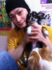 中村龍介 公式ブログ/THE 新入り→撮影o(^-^)o 画像1