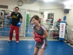 鈴木日和子 公式ブログ/*テニス部じゃないもんっボクシングだもんっ* 画像2