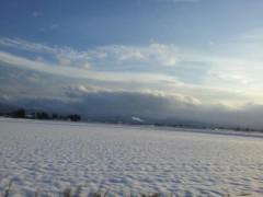 鈴木日和子 公式ブログ/*雪国* 画像2
