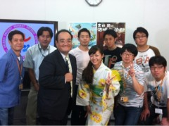 鈴木日和子 公式ブログ/*関根和美.BS-TBR'''ウレシス''出演* 画像1