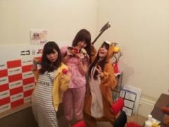 鈴木日和子 公式ブログ/*真夜中のLady go !! パジャマでトーク* 画像2