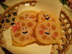 鈴木日和子 公式ブログ/*からしれんこんに感動* 画像3
