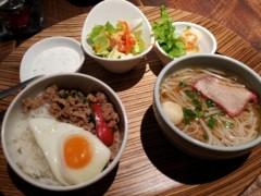 鈴木日和子 公式ブログ/*タイ料理* 画像2