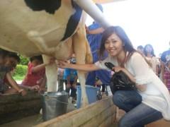 鈴木日和子 公式ブログ/*乳搾り* 画像2