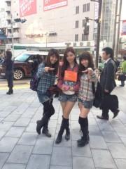 鈴木日和子 公式ブログ/*母校へ* 画像1
