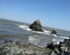 鈴木日和子 公式ブログ/*夫婦岩* 画像2