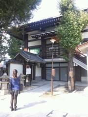中村高華 公式ブログ/浄閑寺 そして告知 画像1