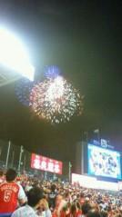 中村高華 公式ブログ/野球観戦 画像2