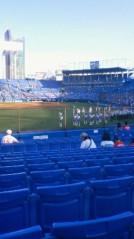 中村高華 公式ブログ/野球観戦 画像1