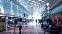 一石二鳥 公式ブログ/空港に到着 画像1