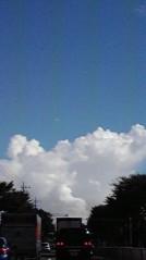 一石二鳥 公式ブログ/夏の空です 画像1