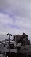 一石二鳥 公式ブログ/雲の切れ間に青空が 画像1