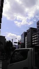 一石二鳥 公式ブログ/朝から晴れたり曇ったり 画像1