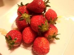 一石二鳥 公式ブログ/イチゴの季節が到来 画像1