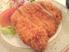 一石二鳥 公式ブログ/夕飯食べました 画像1