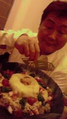 一石二鳥 公式ブログ/バースデーちらし寿司です 画像2